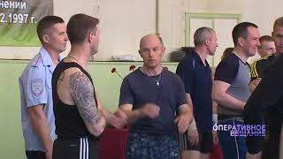 В Ярославле прошли соревнования по гиревому спорту в память о погибшем сотруднике автоинспекции