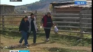 Главу села Онгурён Ольхонского района нашли убитым в своём доме