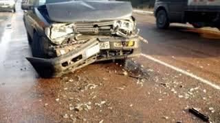 На Рівненщині в ДТП потрапило відразу 4 авто