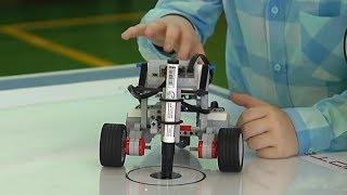 Взгляд в будущее: в Когалыме прошёл фестиваль робототехники