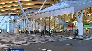 Аэропорт Платов дарит посетителям бесплатный час на центральной парковке