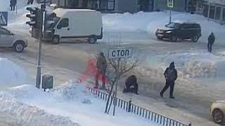 Водителю, совершившему наезд на женщину, упавшую на пешеходном переходе, вынесли приговор