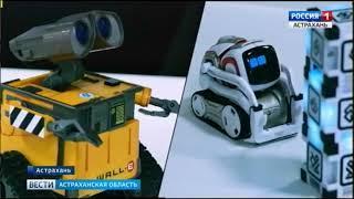 """Будущее уже сегодня. В Астрахани впервые пройдёт масштабная выставка """"Город роботов"""""""