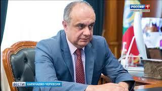 Мурат Суюнчев - новый заместитель председателя Правительства Карачаево-Черкесии