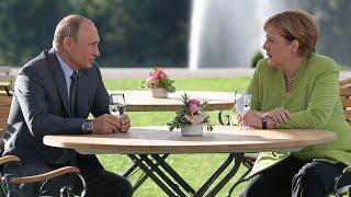 Путин и Меркель обсудили ситуацию в Украине: Встреча длилась более 3,5 часов