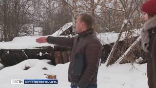Что построят на месте снесённых домов в Вологде?
