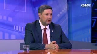2018 06 27 Актуальное интервью выпуск 395 Новопашин