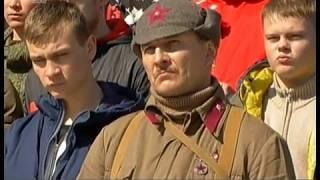 Исторические каникулы. Челябинских школьников отправили искать медальоны и останки погибших воинов
