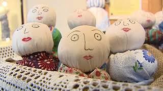 Выставка кукол и изделий из текстиля открылась в Ярославле