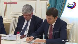 Подписано соглашение о сотрудничестве между Российским книжным союзом и Республикой Дагестан