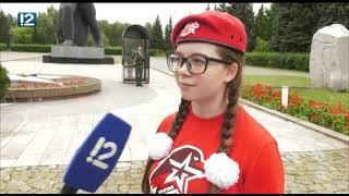 В Омске прошли мероприятия, посвященные 75-летию победы в Курской битве