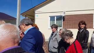 Вячеслав Володин в Озинком районе