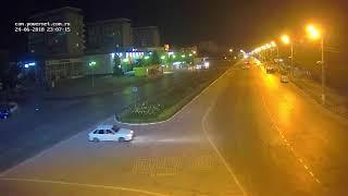 ДТП (авария г. Волжский) пл. Ленина вид на проспект 24-06-2018 23-06