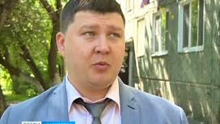 В Красноярске из-за угрозы обрушения эвакуировали жильцов общежития