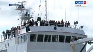 Арктический плавучий университет отправился в юбилейную экспедицию