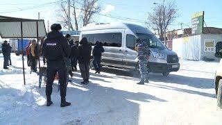 В Волгограде прошел рейд по выявлению нелегальных мигрантов