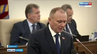 Депутаты АКЗС утвердили в первом чтении проект бюджета региона на будущий год