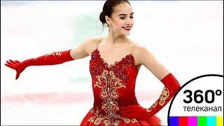 Фигуристка Алина Загитова принесла России первое золото Олимпиады-2018