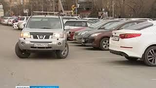 События недели: проекту платных парковок в Красноярске исполнилось 3 года