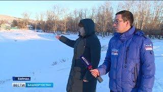 В Башкирии медсестра бросилась в ледяную воду, чтобы спасти тонущего ребенка