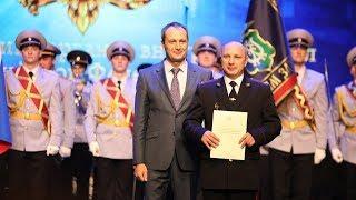 В Ханты-Мансийске наградили лучших полицейских