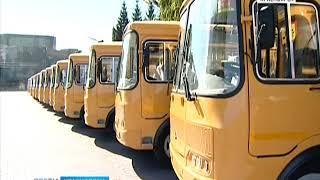 В Красноярске появятся 96 новых автобусов