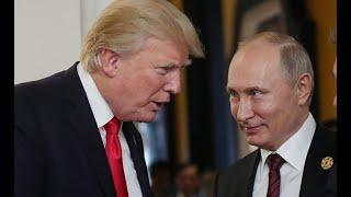 Путин сам себя приглашает на встречу в Белый дом. Berlingske, Дания.