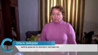 Жители Заводского: «Вода хлестала во все окна»
