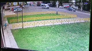 Видео момент страшного ДТП под уфой с камазом