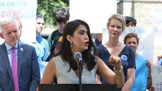 Политик Джессика Рамос: «Я борюсь за права рабочих, потому что мои родители так и не приобрели дом»