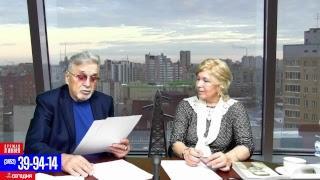 В эфире: Николай Шамсутдинов