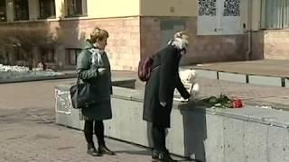 Хабаровчане скорбят по погибшим в Кемерово