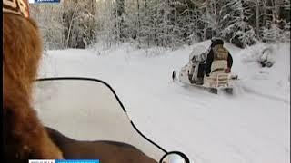 375 тысяч рублей за несуществующий снегоход с прицепом