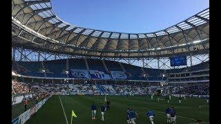 В Волгограде вновь большой праздник футбола