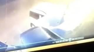 Водитель ударил авто и скрылся