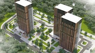Недалеко от парка Лесоводов в Уфе построят «Новый Умный дом на улице Злобина»