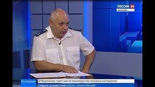 РОССИЯ 24 ИВАНОВО ВЕСТИ ИНТЕРВЬЮ Е.РОМАНСКИЙ