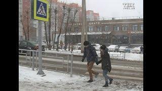 Опасный пешеходный переход (Красноярск)