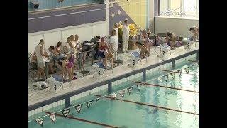 В Самаре прошли открытые областные соревнования по плаванию среди детей