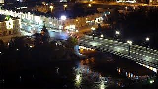 Smotriomsk.RU: ДТП, Юбилейный мост, 11.10.2018