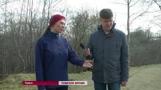 В большинстве водоёмов Томской области погибла рыба