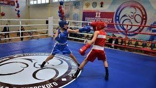 В Пойковском состоялся второй открытый всероссийский турнир по боксу