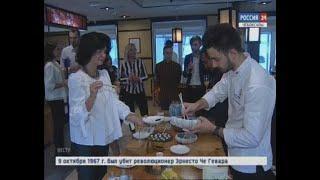 Мастера из Страны восходящего солнца наводят кулинарные мосты с российскими ресторанами