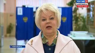 Председатель областного избиркома Ольга Благо призвала новосибирцев прийти на выборы