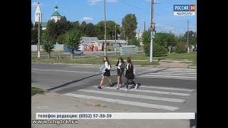 «Внимание, дети!»: после школьных каникул инспекторы ГИБДД  Чувашии работают в особом режиме