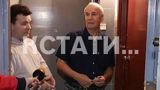 Стены родного дома в доску позора превратили коммунальщики в Сормовском районе