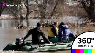 Сразу в нескольких районах России ухудшается паводковая ситуация