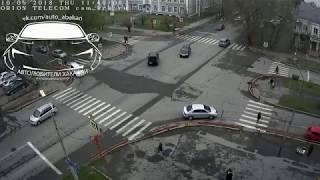 ДТП Абакан, М.Жукова - Ленина