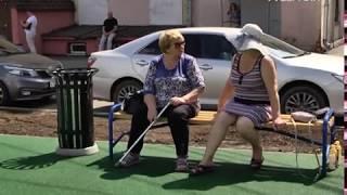 """Как меняются дворы Металлурга по программе """"Комфортная городская среда"""""""