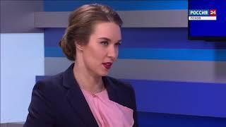 Вести-24.Интервью. Нина Черемисина. 07.02.2018